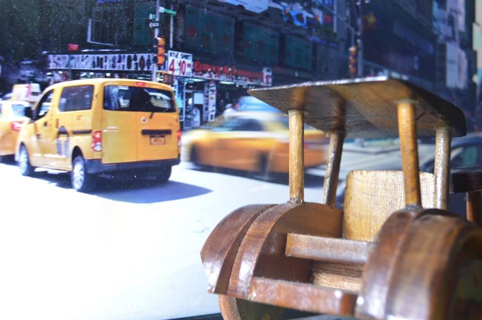 Menentukan Kecepatan Obyek Menggunakan Motion Blur pada Foto