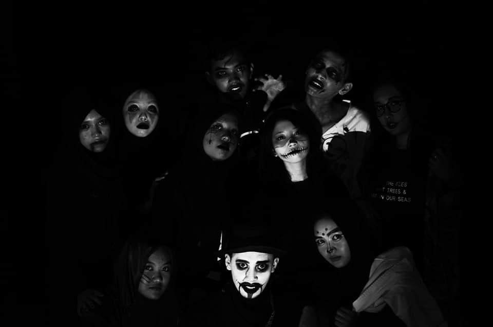 Kelas Fotografi: Memotret Dengan Tema Hallowen