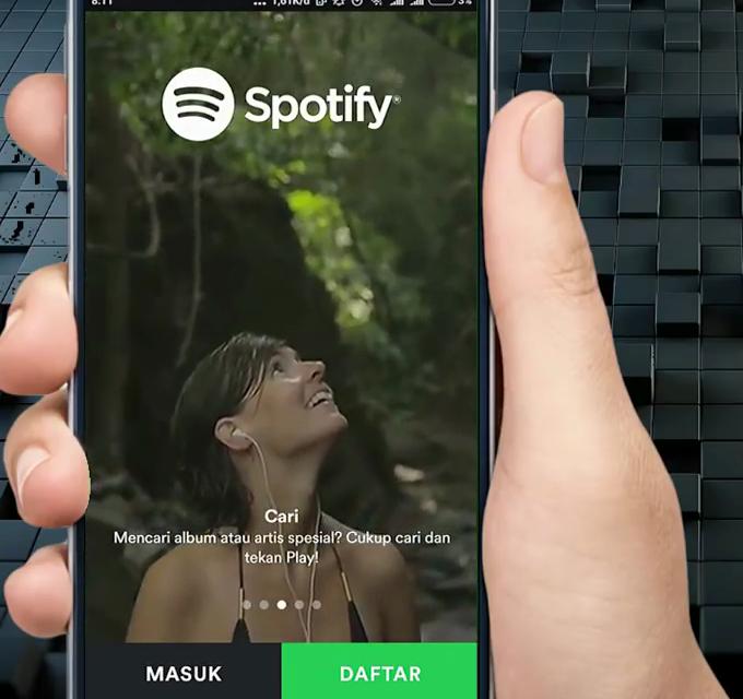 Tutorial Cara Mendapatkan Spotify Premium secara Gratis