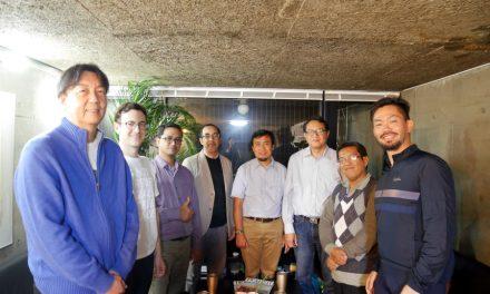 Dimensi 5: Bertemu Teman Lama di Tokyo