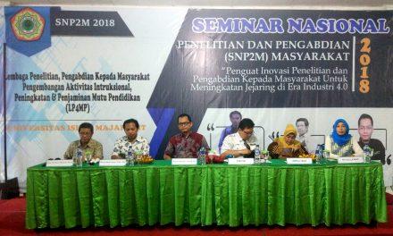 Sharing Penelitian di Universitas Islam Majapahit
