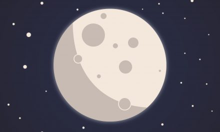 How The Moon Became Beautiful – English Podcast – Anisa Rayinda Sari
