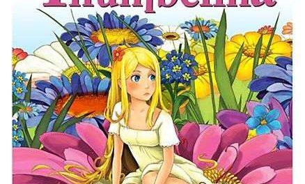 Thumbelina | English Fairy Tales | Podcast by Odelia Salsabila