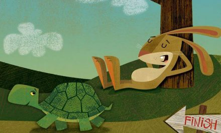 The Tortoise and The Hare – English Podcast – Faiz Hammami Arfiansyah