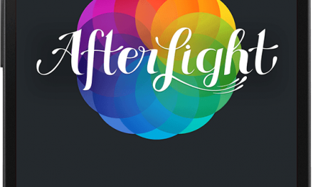 How to Edit Photo Filter Freckle using Afterlight – English Podcast – Efry Anggraini Maharani