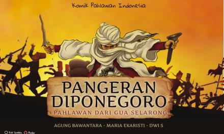 Belajar Sejarah Pangeran Diponegoro dengan Web Animasi