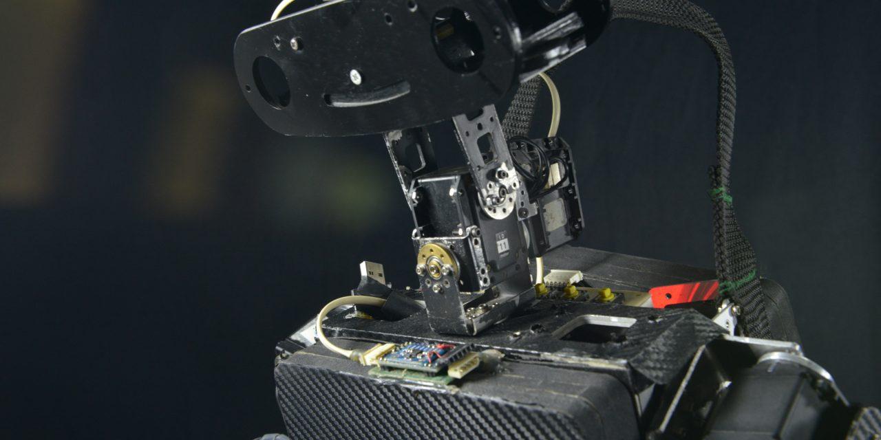 pembuatan photobook sebagai media branding untuk Robotic and intelligent system centre
