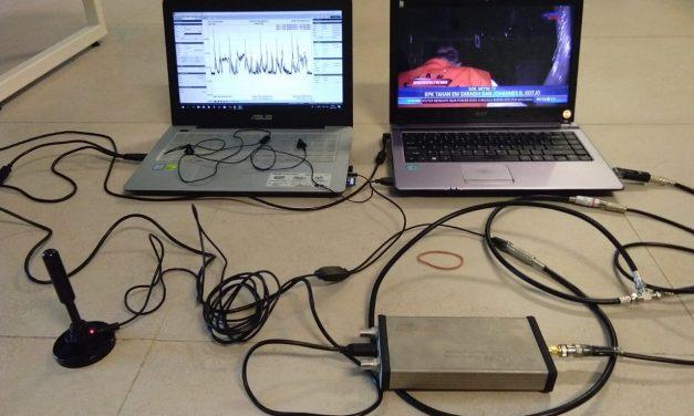 Mengukur Kualitas Sinyal TV Digital Di Rumah Menggunakan Metode Quality of Service