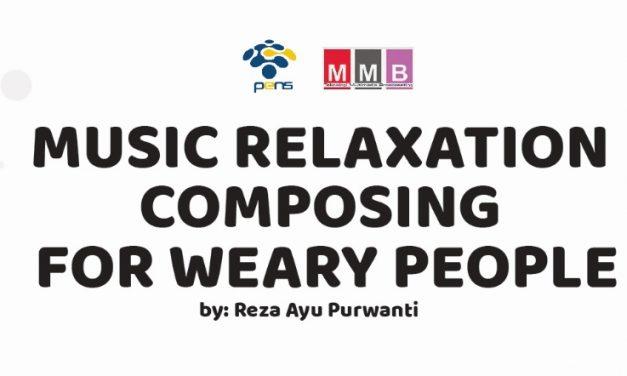 Pembuatan dan Implementasi Musik Relaksasi pada Bantal Leher