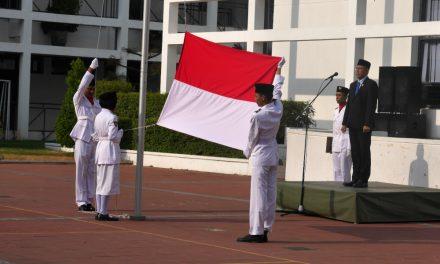 Pentingnya Upacara Bendera