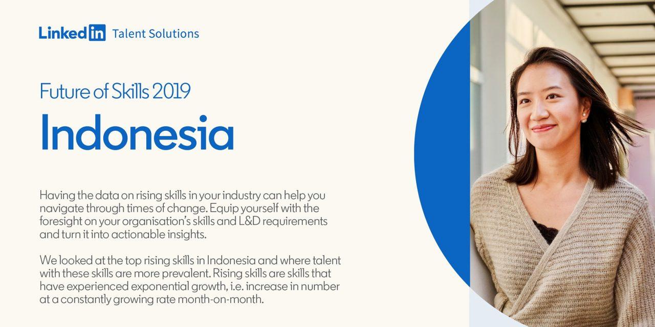 3 Rising Skill Tertinggi di Indonesia