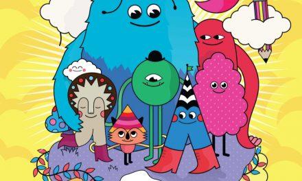 Adobe Illustrator Tutorial: Create Colourful Vector Character Art.