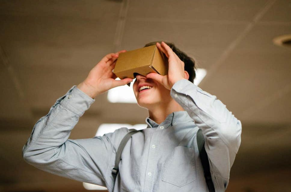 Virtual Reality has the potential to transform dan improve learning