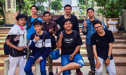 Perjalanan Wisata ke Kya Kya Surabaya