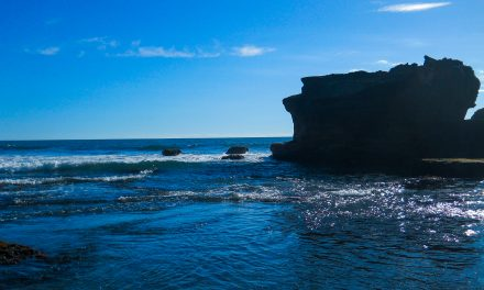 "Indahnya ""Pulau Karang"" Bali"