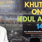 Khutbah Online Idul Adha 1441 H : Jadikan Diri sebagai Bangsa Pequrban