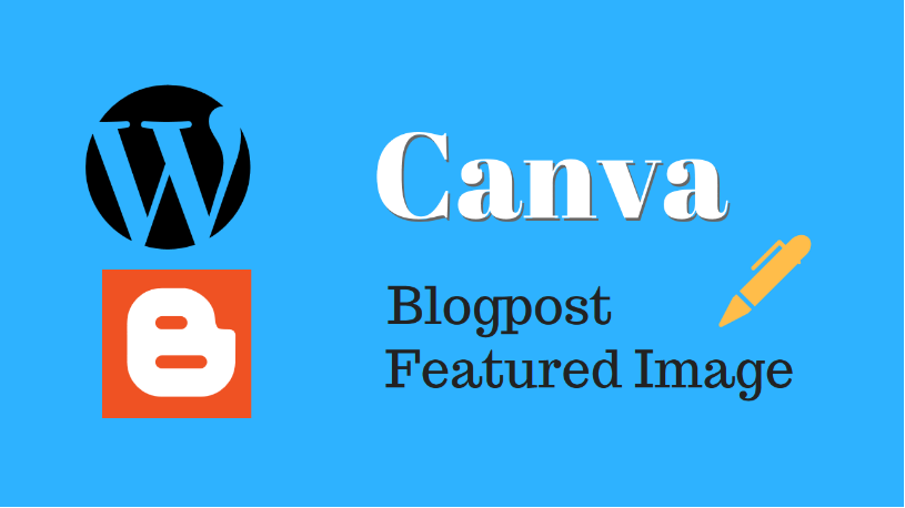 Membuat Featured Image dengan Canva