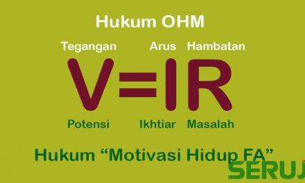 Belajar dari Hukum Ohm, Selamat datang Masalah