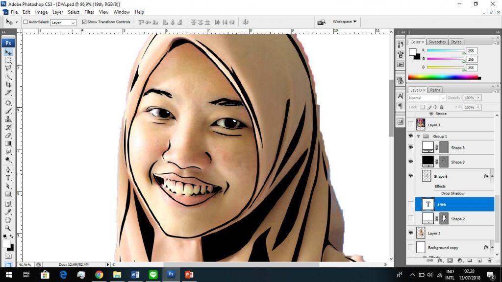 Cara Membuat Gambar Menjadi Hd Dengan Photoshop - analisis