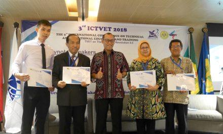 Pelajaran Baru dari ICTVET 2018