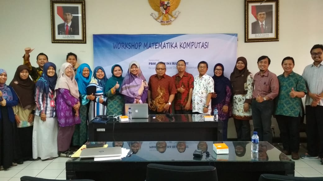 Workshop Matematika Komputasi