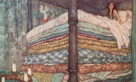 The Princess and The Pea – English Podcast – Oktasya Maulidya Syafi'i