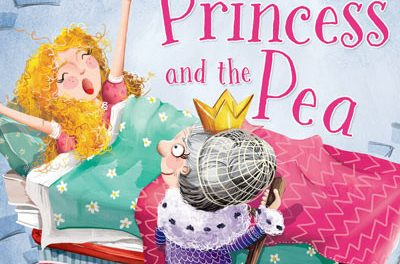The Princess and The Pea – English Podcast – Anissa Billah