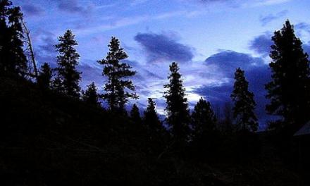 The Night Came Slowly – English Podcast – Raka Arya Pratama