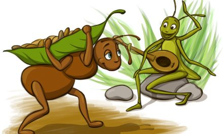 The Ant And The Grasshopper-Student Podcast-Novan Setyawan