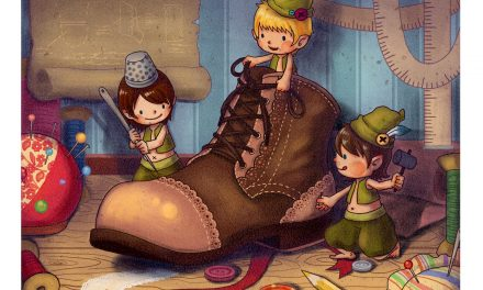 The Elves and The Shoemaker – English Podcast – Fahmi Aziz