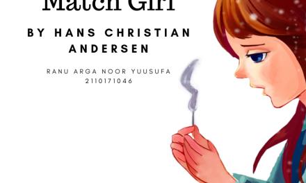 The Little Match Girl – English Podcast – Ranu Arga