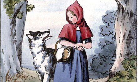 Little Red Riding Hood – English Podcast – Aditya Nur Juang Rahmanda