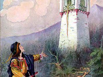 Rapunzel – English Podcast – Nadiyya Nailufar F