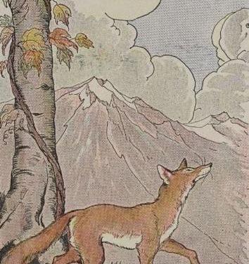 The Fox and The Grapes – English Podcast – Aulia Aurumsari M.