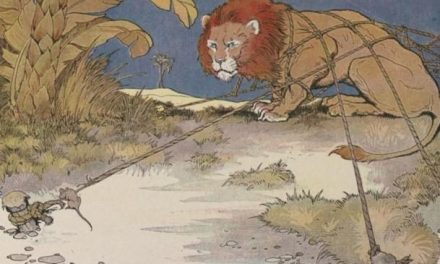The Lion and The Mouse – English Podcast – Ahmad Jarir A.