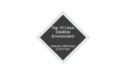 Top 10 Linux Desktop Environment English Podcast – Daegal Prayoga