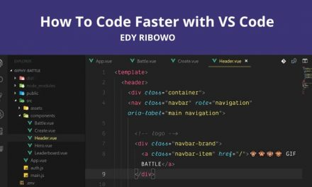 How to Code Faster with Visual Studio Code – English Podcast – Edy Ribowo