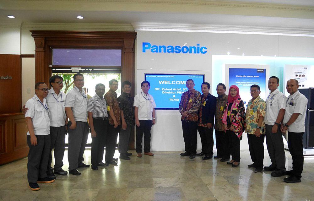 Kerjasama dengan Panasonic, PENS Kembangkan Inkubator Bisnis