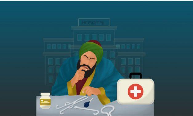 Belajar Materi Sumbangsih Peradaban Islam pada Dunia Lebih Menyenangkan dengan Web Animasi