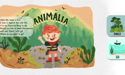 """Yuk, Ajak Adikmu Untuk Belajar Mengenal Hewan Dalam Bahasa Inggris dengan """"Animalia""""!"""
