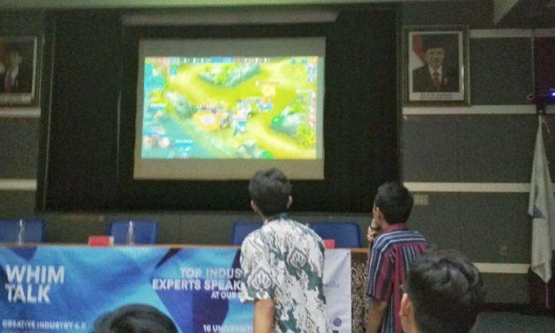 Menggelar Campus Tour 2019, PENS Bekerjasama dengan CBN dan EVOS