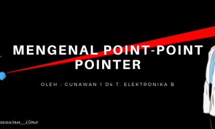 Mencoba mengenal point-point pointer