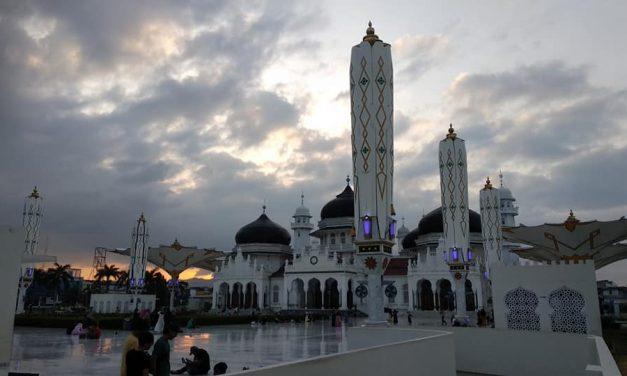 Wajah Serambi Mekkah, Masjid Raya Baiturrahman