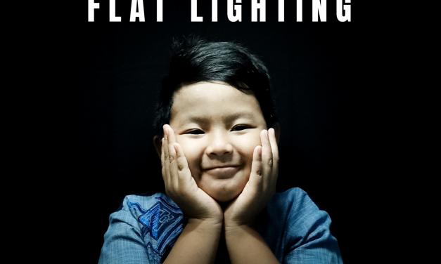 Fotografi : Foto ala Studio dengan Flat Lighting