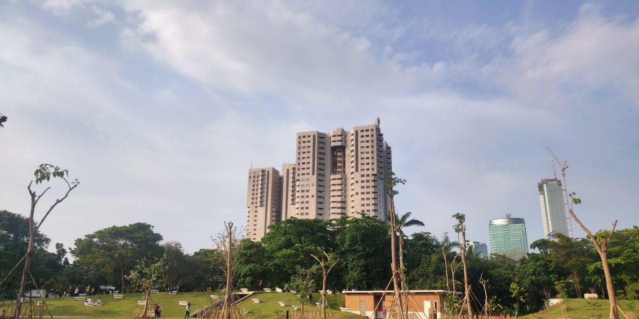 Hutan Kota GBK, Tempat Piknik Yang Indah Di Jantung Jakarta